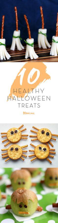 Fun, healthy ways to still celebrate Halloween