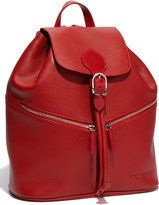 2013 Longchamp le pliage outlet drawstring beige backpack Online Outlet,want to get one! Longchamp Backpack, Red Backpack, Leather Backpack, Fashion Backpack, Leather Bags, Pebbled Leather, Drawstring Backpack, Backpacks For Sale, Cute Backpacks