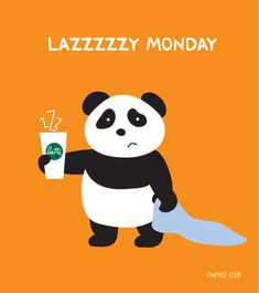 Monday is always lazy BoredPanda