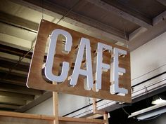 Cafe Signage | Flickr - Photo Sharing!