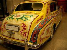 John Lennon's Psychedelic Rolls-Royce