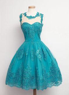 lovely 50's Vintage cocktail dress