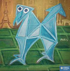 PARIS Michel - Cubisme Sentimental -84