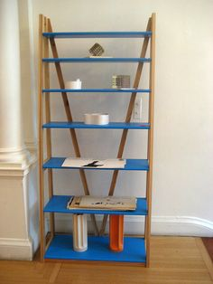 Enzo Mari Bookcase. IMG_1116. by leonardo.bonanni/Flickriver