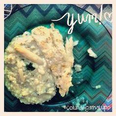 Risoto de Aspargos com Linguado ao molho de leite de coco  by  www.ColunaAgathaLupo.com