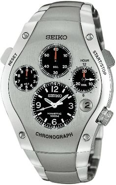 Seiko Sportura. More suits, style and fashion for men