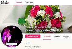 Franz Fotografer Studio auf iBride.com