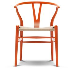 Wishbone chair CH24 by Hans J Wegner - Carl Hansen & Søn