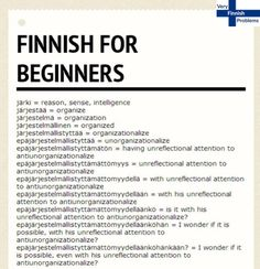 Suomi Finland Prkl (For Foreigners) Meanwhile In Finland, Learn Finnish, Finnish Words, Finnish Language, T 62, Favorite Words, Helsinki, Funny Jokes, Hilarious