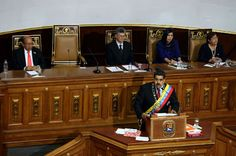 Salud Y Sucesos: Maduro: Presento Mensaje A La Nacion