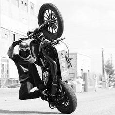 Suicide Wheelie