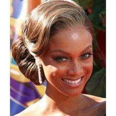 african american wedding hairstyles u0026amp hairdos tyra banks polyvore african american wedding hairstyles 300x300