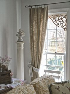 Chateau Chic: Using Architectural Elements in Your Home
