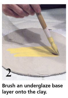 How to Make Magin Rice Paper Transfers to Pottery, by Kate Missettet = Ceramic Arts Daily