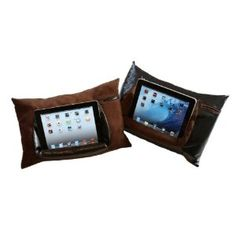 ePillow- Black with Brown Trim $15.95 (2 customer reviews)