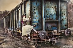Model: @xSilverWolfie, photo Monika Slodownik, photoshoot for Restyle.pl    #gothic #goth #restyle #restylepl #alternativefashion #gothicfashion #fashion #corset #underbust #gorset #ombre #tatuaz #tattoo #beautiful #amazing #dark #silverwolfie #roses #gothgirl #alternatywna #modelka #gotyk #victorian #steampunk #cylinder #gogle #tights #sexy #steampunkstylization #steamgirl #steampunkcorset