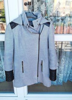 Kup mój przedmiot na #vintedpl http://www.vinted.pl/damska-odziez/plaszcze-szlafrokowe/20432618-plaszczyk-szary-ala-zara-idealny-na-jesienzime