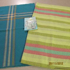 Ravelry: KellyBogle's 2012 Tea Towel Exchange