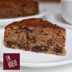 Torta de Ciruelas Muy Fácil de Preparar | Video receta fácil de preparar para cocinar en casa todos los días