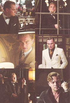 Leonardo DiCaprio= Perfect Gatsby (despite my disappointment with the rest of the film) Leonardo Dicaprio Great Gatsby, Leonardo Dicaprio Movies, O Grande Gatsby, Jay Gatsby, The Great Gatsby 2013, Party Like Gatsby, Love Movie, I Movie, Scott Fitzgerald