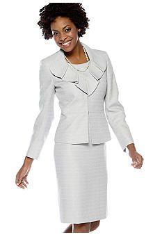Le Suit Jacket Dress @ Belk