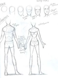 More Burdge-style. by *burdge-bug on deviantART < drawing body person male female tutorial reference Design Reference, Drawing Reference, Body Reference, Drawing Sketches, Art Drawings, Sketching, Burdge Bug, Mouth Drawing, Drawing Lips