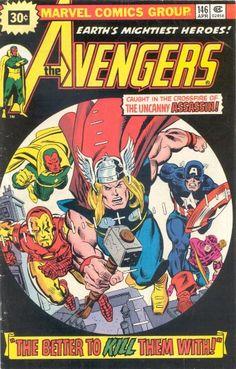 Avengers 146 Marvel comics