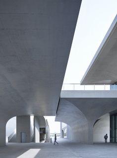 大舍建筑设计事务所:龙美术馆-西岸馆   Atelier Deshaus:LONG Museum-日新建筑