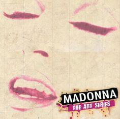 EXCLUSIVE: MADONNA EROTICA (THE ART SERIES)
