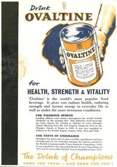 """for health, strength & vitality"""