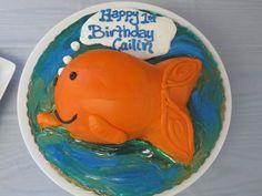 Cake....fish theme