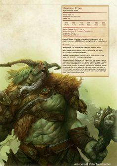 Pathfinder Giant Size Comparison Chart Pathfinder Pfrpg
