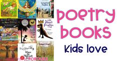 Poetry Books Kids Love - Poems to Entice and Engage Readers Poetry Unit, Poetry Books, Narrative Poetry, Sharon Creech, Poetry Lessons, Teaching Poetry, 3rd Grade Reading, Library Lessons, Love Poems