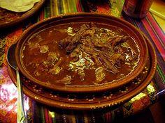 Birria de Chivo estilo Jalisco…OMG my FAVEEEEEEE