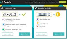 2 Captcha adalah situs penghasil Dollar gratis tanpa modal sama sekali, pada situs ini bisa melakukan payout setiap hari.  Selain dollar 2 captcha juga memberikan imbalan berupa Bitcoin
