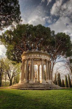 Parque Capricho Madrid
