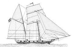 """Jeff Davis"" Confederate gunboat captured at Memphis, June 1862 then became a Revenue Cutter (anti-smuggling ship)"