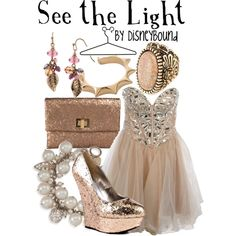 """See the Light"" by lalakay on Polyvore"