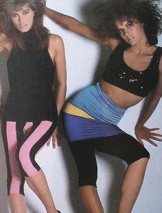 "Harper's Bazaar Chile July/August 1986  ""4 Modelos Famosas lo Cuentan Todo""  Models: Renee Simonsen & Kirsten Allen  Photographer: Francesco Scavullo http://supermodelobsession.tumblr.com"