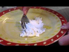 Tuto fimo: chantilly - YouTube