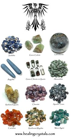 Phoenix Animal Totem - Crystal Reference Library - Information About Crystals As A Healing Tool Minerals And Gemstones, Crystals Minerals, Rocks And Minerals, Stones And Crystals, Animal Spirit Guides, Spirit Animal, Healing Stones, Crystal Healing, Phoenix Animal