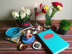 Nowruz: Persian New Year's Table Celebrates Spring Deliciously : The Salt : NPR
