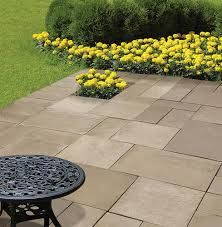 Patios With Menards Riverfront Pavers