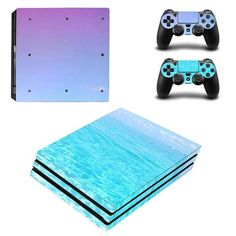 PS4 Pro Console Skin - Bright Colors Console Skin     All skins are made...