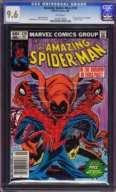 Marvel - Spider - Shadow Of Evil Past - Comics - Cgc Universal Grade - John Romita