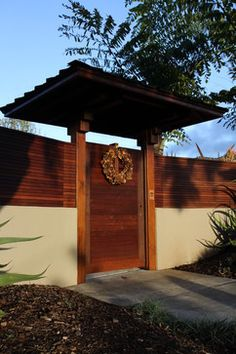 asian home decor - entrance. asian decor from www