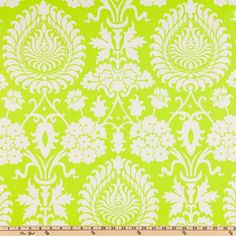 Amy Butler Home Décor Love Twill Bali Gate Lime