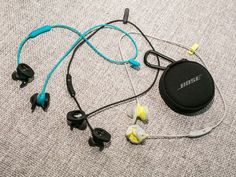The best sports headphones for the active listener.