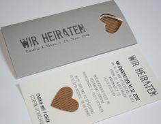 Einladungskarte Schokolade Und Pistazie   Papeterie, Einladungs