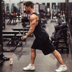 Daniel Fox / Gym + Cardio session done ️ @magic_fox